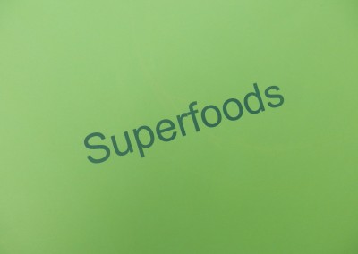 28.09.2016   Ernährungstrend Superfoods