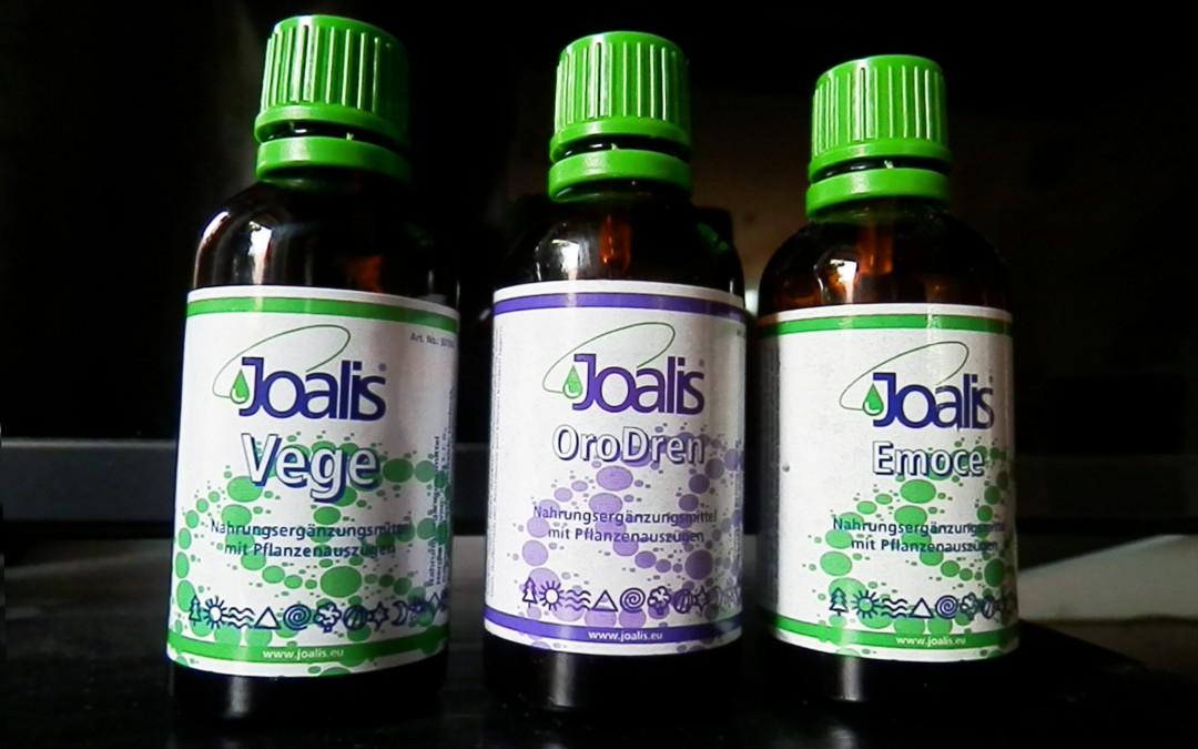 JOALIS – wirkungsvolle, natürliche Kräuterextrakte!